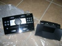 Vauxhall Astra H Radio/CD Head Unit with Display in Piano Black - Norwich