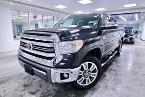 2017 Toyota Tundra 1794, ONE OWNER, CLEAN CARPROOF, NON SMOKER,