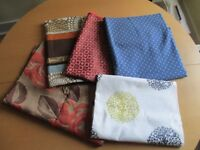 GOOD QUALITY PIECES OF FABRIC