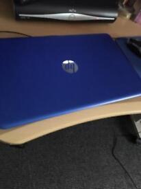 HP pavilion laptop 1 week old.