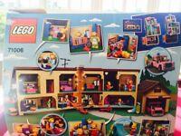 Simpsons Lego 71006