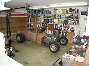 For Sale 1927 Ford Tall T Coupe Project (NO MOTOR OR 5 SPEED )