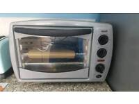 Bifinett mini oven and grill electric