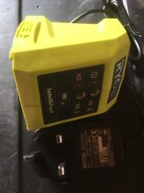 Ryobi battery charger