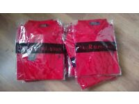 Ralph Lauren Polo Shirt Red Job lot 12pc £70 delivered