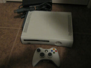 Xbox 360 and 17 games in excellent condition