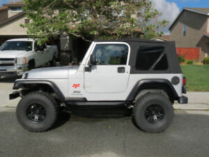 looking to buy a jeep!