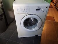 Washing Machine INDESIT WIE 147 Working Condition £60