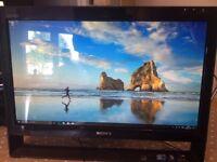Sony VPCJ11M1E All In One Desktop PC