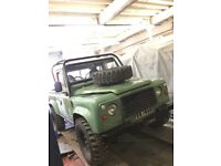 MINT .. fully restored ... Land Rover defender 300tdi pick up .. 200tdi .. discovery .. Range Rover