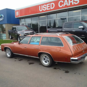 Classic Original Cars for Sale and Pontiac Safari Wagon