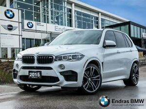 2015 BMW X5 M x5 M One Owner