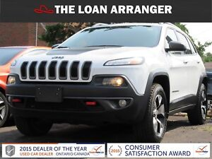 2016 Jeep Cherokee trail hawk