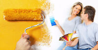 Best painting services 40% discount
