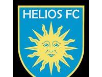 PLAYERS NEEDED HELIOS FC