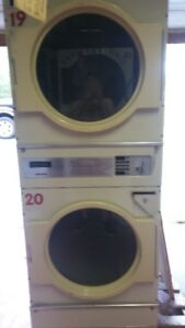 Commercial coin operared maytag drier