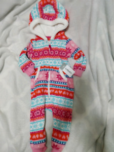New Out of box Infant sleepers