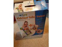 Kids toilet training seat