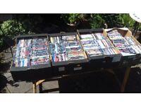 Joblot 335 DVDs