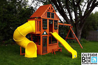 Play Structure Installation Services - Safe and reliable
