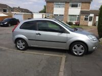 05 Ford Fiesta 1.4 silver 12months mot service history low insurance low tax £650