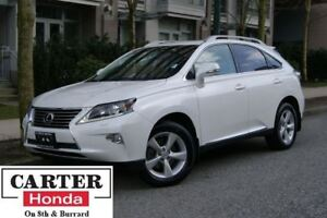 2013 Lexus RX 350 AWD + LEATHER + HEATED & COOLED SEATS + PUSH S