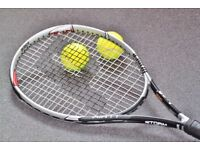 Tennis Lessons - Book 5 sessions and get 1 for free*