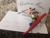 Goofy Disney Grolier Christmas Magic Decoration