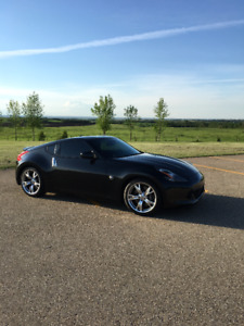 Nissan 370Z (would trade for truck)