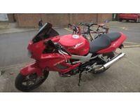 Honda VTR Firestorm Motorbike Low mileage Good condition