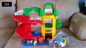 Garage Little People (Fisher Price)