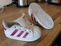 addidas trainers baby size 4