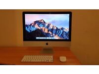 iMac 21.5 2.9 GHz, Nvidia 750M STILL HAS APPLE CARE WITH RECEIPT