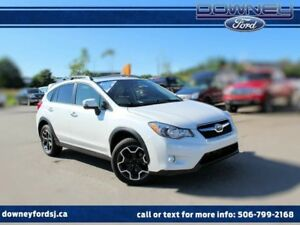2014 Subaru XV Crosstrek LIMITED LEATHER HEATED SEATS AWD TAKE C