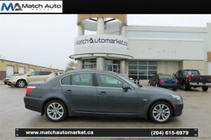 *Safetied* 2009 BMW 5 Series 535i xDrive *AWD**Leather**Sunroof*