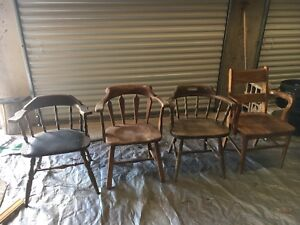 Antique chairs available