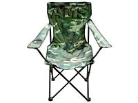FOLDING CAMPING HIKING FISHING FOLDING CHAIR IDEAL FOR OUTDOOR GARDEN FISHING