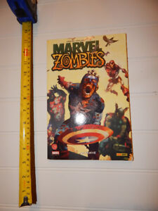 BD Marvel zombies 1