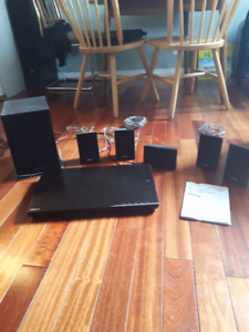 Sony Blu Ray DVD player Home Theater System Surround Sound