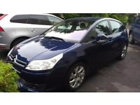 Citroen C4 1.6 for sale. 2008 low mileage.