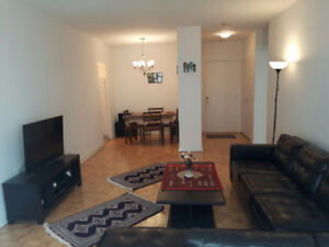 Lease transfer/sublet for large and clean 3 ½ in Cote des Neiges