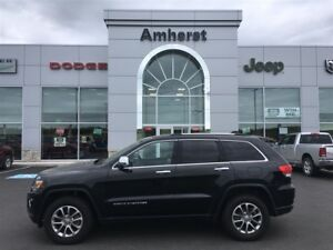 2016 Jeep Grand Cherokee Limited 4x4 - leather heated seats