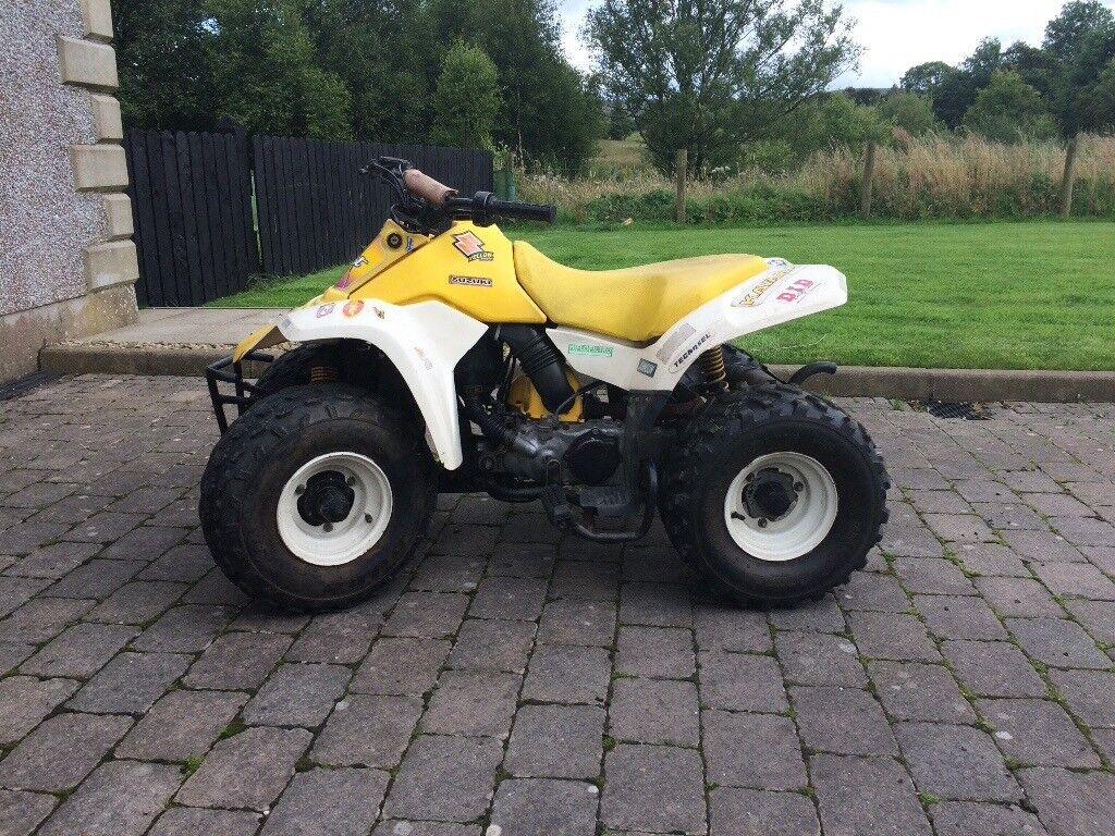 Suzuki quad 80cc | in Fintona, County Tyrone | Gumtree