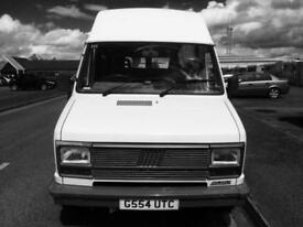 Fiat DUCATO Motor Caravan Special Model 4x4 Diesel Manual Awning And Tent !!