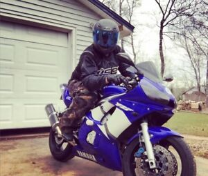 2002 yamaha R6 for sale or trade