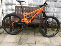 Orange 5 RS 27.5 Mountain Bike