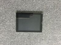 iPad 2 16gb WiFi silver on black