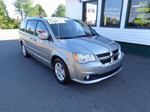 2016 Dodge Grand Caravan Crew Plus only $219 bi-weekly!