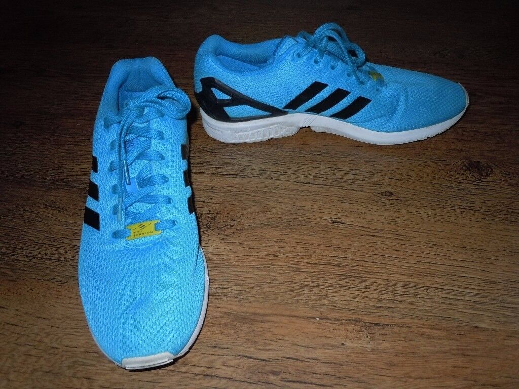 MENS ADIDAS TORSHION TRAINEERS SNEAKERSin Bromley, LondonGumtree - Mens Adidas TorshionTrainers Colour Blue / Sky/ Black Size 10 1/2UK (45EUR) Used, good condition Collection only