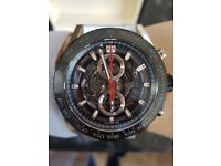 Tag Heuer Carrera Heuer-01 Automatic Chronograph men's watch - worn once, immaculate condition